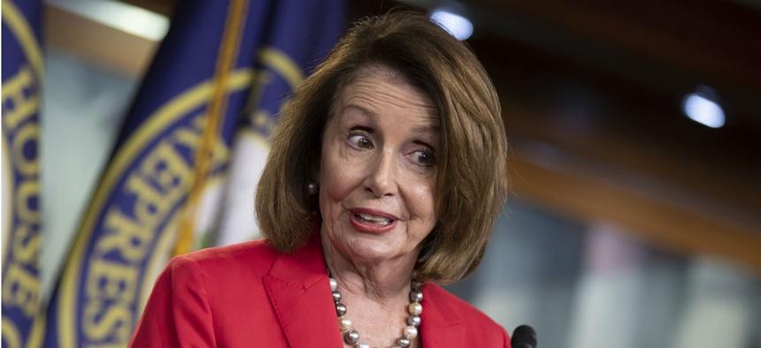 House Minority Leader Nancy Pelosi signed onto the letter.