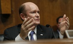 Sen. Chris Coons, D-Del., said he was pleased the subcommittee backed a