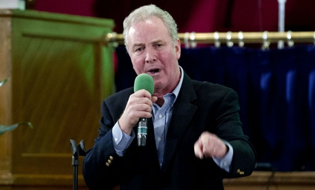 Sen. Chris Van Hollen, D-Md., took the lead on the letter.