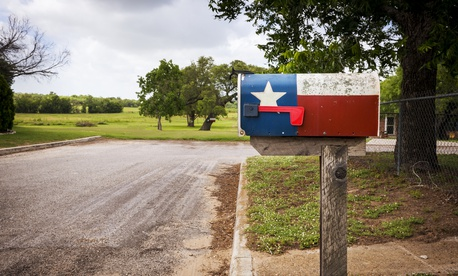 "Did you know the official state motto of Texas was ""friendship""?"