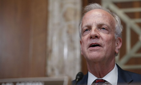 Sen. Jerry Moran, R-Kansas, has said USPS should grow and expand its offerings.