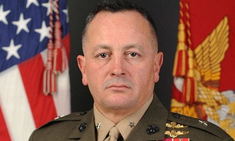 Marine Corps Brig. Gen. Rick Uribe had his aide perform a host of inappropriate tasks and routinely borrowed money, the IG found.