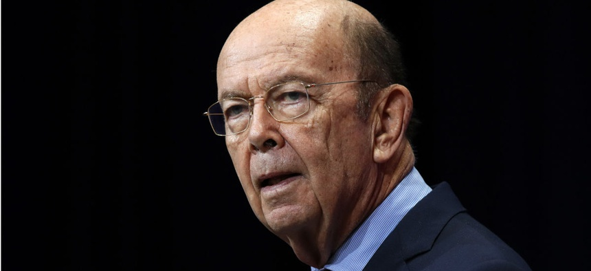 Commerce Secretary Wilbur Ross defends the decision to include a question about citizenship on the 2020 Census.