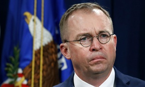 """Original memo from Mick Mulvaney to agencies included """"Reducing the Federal Civilian Workforce"""" in the title."""
