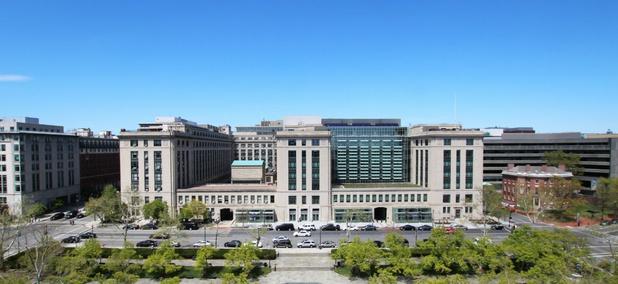 GSA headquarters.