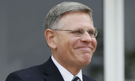 Kelvin Droegemeier is a meteorologist at the University of Oklahoma.