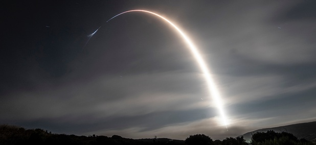 The Iridium-7 Mission is shown on July 26.