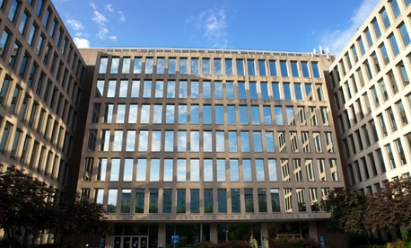 OPM headquarters in Washington.