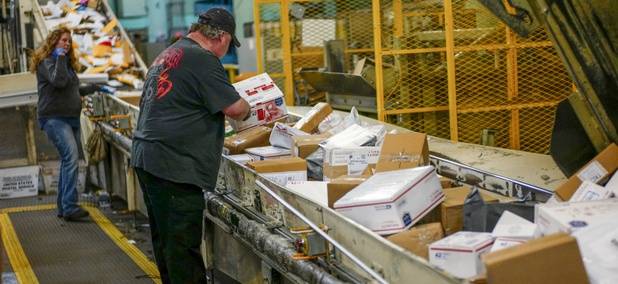 Shipping and package revenue saw ongoing growth, but USPS must gain $2 in shipping revenue to offset every $1 in lost mail revenue.