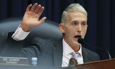 Rep. Trey Gowdy, R-S.C., is one of the Republican lawmakers who wrote a letter to the White House detailing concerns about the small investigative agency.