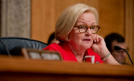 Sen. Claire McCaskill, D-Mo., assigned the report.