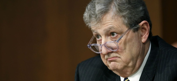 Sen. John Kennedy, R-La., proposed the pay freeze amendment.