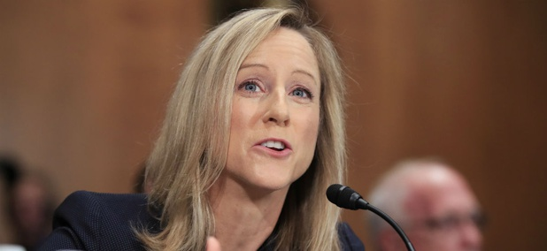 Republicans praised CFPB nominee Kathy Kraninger for goal of making the agency more transparent and accountable.