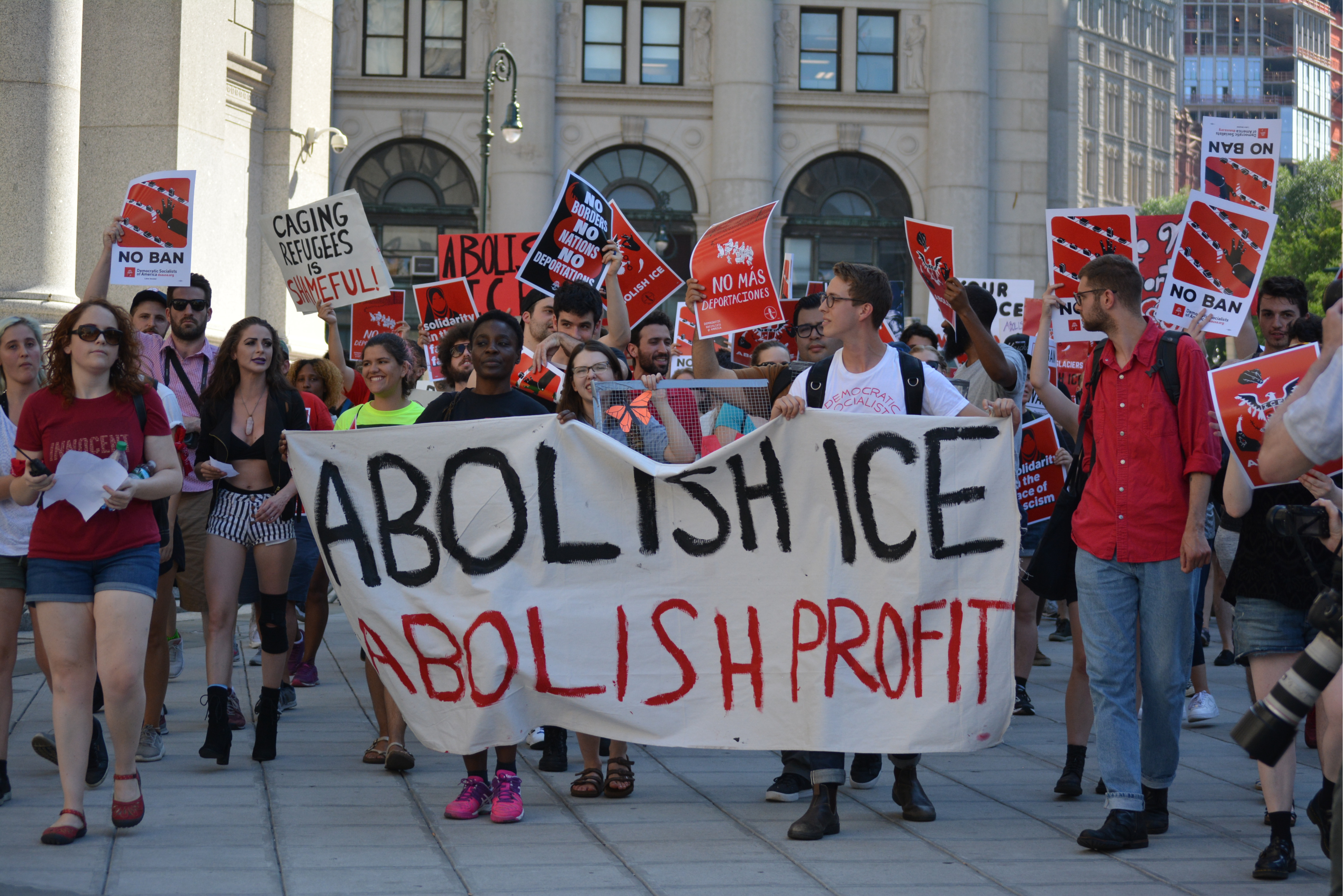 'Abolish ICE' and the Future of the Immigration Agency ...