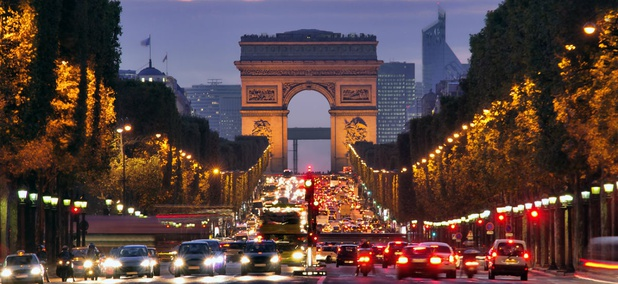 Federal employees are allowed to spend $608 per night in Paris, double what some U.S. allies allow, a new study finds.