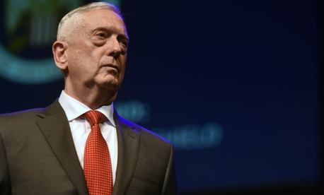 Defense Secretary James Mattis said he never uttered the words attributed to him.