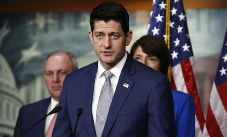 House Speaker Paul Ryan said he is confident the president will sign the measure into law.