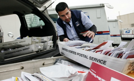 Usps Set To Run Out Of Postal Retiree Health Care Funding In 12