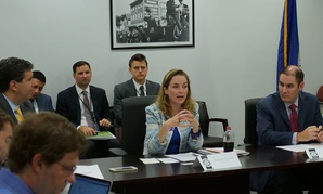 Acting OPM Director Margaret Weichert on Thursday announces steps she is taking to boost recruitment and retention.