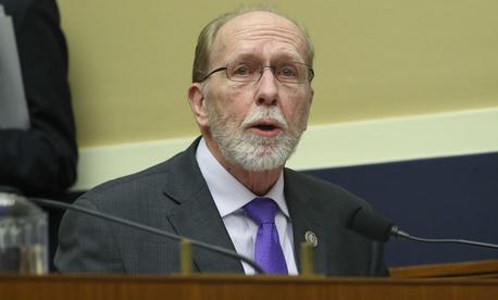 Rep. Dave Loebsack, D-Iowa, is a champion of plain language.