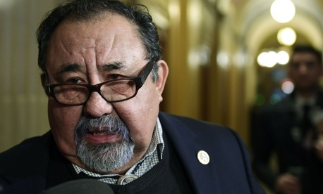 "Rep. Raúl Grijalva, D-Ariz., said: ""This administration can't stop embarrassing itself or keep its story straight for five minutes."""