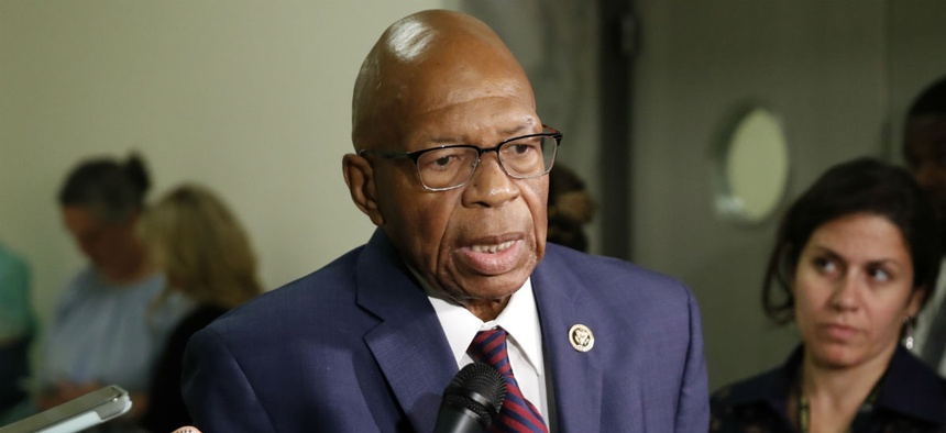 "Incoming House Oversight and Government Reform Chairman Rep. Elijah Cummings, D-Md., said oversight has been ""virtually nonexistent"" for the past two years."