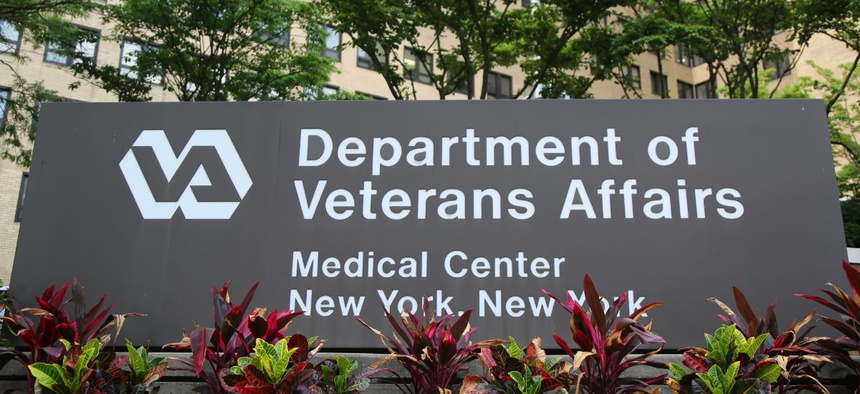 Unions Sue VA Over Official Time Edict - Government Executive