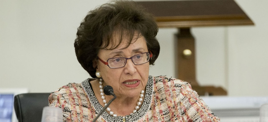 "Rep. Nita Lowey, D-N.Y., said the failure to move forward was ""deeply disappointing."""