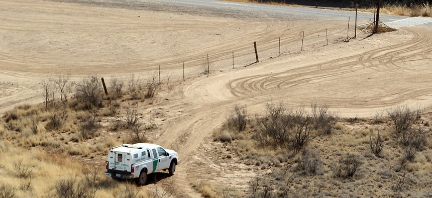 DHS Scales Back Troubled Contract Designed to Bring on More Border