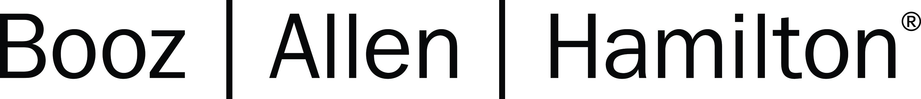Booz Allen Hamilton's logo