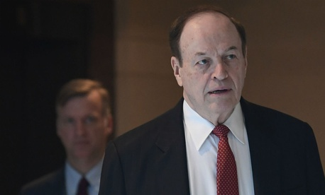 "Sen. Richard Shelby, R-Ala., said the stopgap measure would be a ""clean"" bill, meaning it would not contain a pay raise."