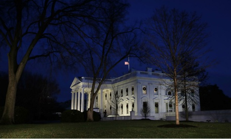 President Trump failed to reach a budget deal with Congress, ensuring some agencies would have to shutter operations at midnight.