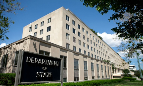 At the State Department, most employees are exempt or excepted, meaning they will continue to work during a shutdown and will be paid after the government reopens.