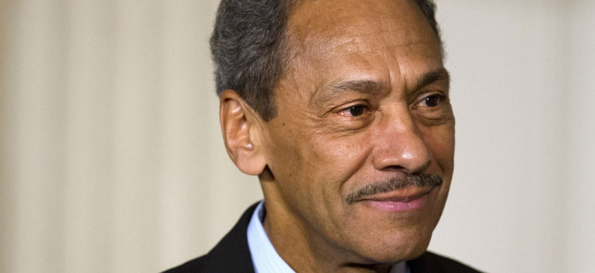Federal Housing Finance Agency Director Mel Watt