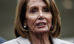 The legislation was introduced by House Speaker Nancy Pelosi, D-Calif.