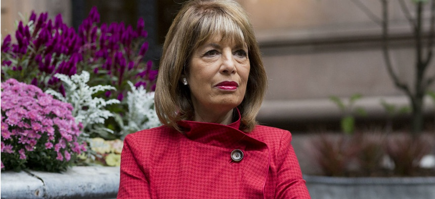 Rep. Jackie Speier, D-Calif., spearheaded the effort to create the office.