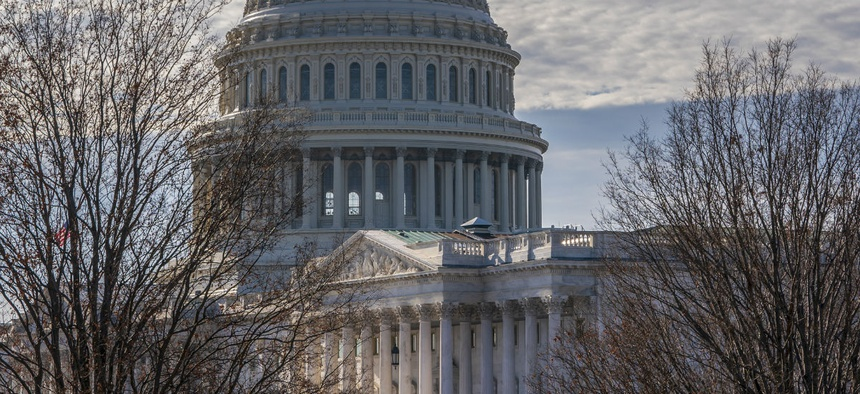 Furloughed Feds Poised to Receive Back Pay After House Sends