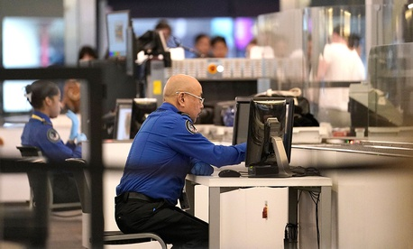 TSA employees are among those working without pay.