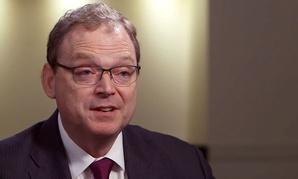 """White House adviser Kevin Hassett said """"in some sense, they're better off,"""" of furloughed feds."""