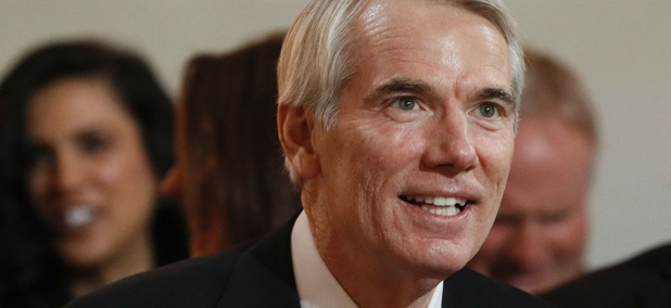 Sen. Rob Portman, R-Ohio, introduced the bill.