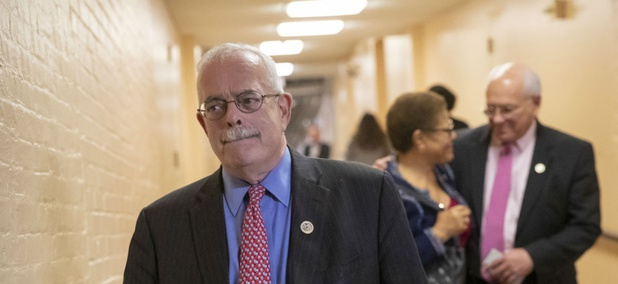 Rep. Gerry Connolly, D-Va., is pushing pay parity for federal civilian employees and military personnel.