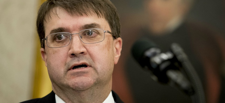 VA Secretary Robert Wilkie said veterans should be able to choose health care providers they trust.