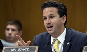 Sen. Brian Schatz, D-Hawaii, sponsored the Senate version of the bill.