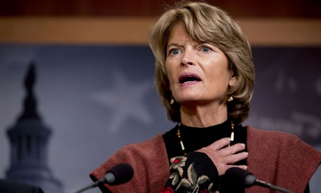 Sen. Lisa Murkowski, R-Alaska, has signed onto a bill offering civilians pay parity with the military for 2019.