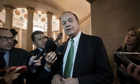 Sen. Richard Shelby, R-Ala., chairman of the Senate Appropriations Committee, said lawmakers had reached a deal in principle over border security.