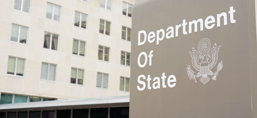 Appointee is said to have intimidated career staff while at the State Department.