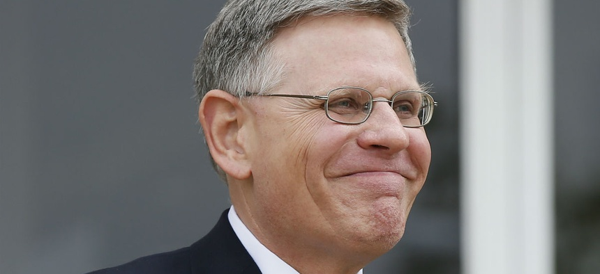 Kelvin Droegemeier's noncommittal comments on climate change and nod toward increased private-sector research funding raised some eyebrows.