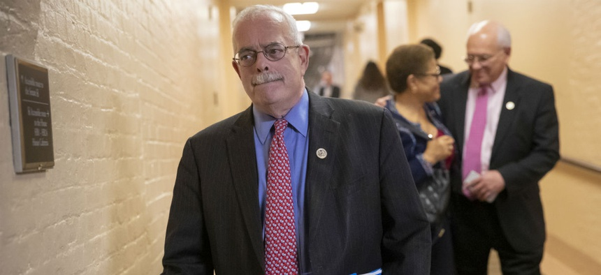 Rep. Gerry Connolly, D-Va., is a cosponsor on the bills.