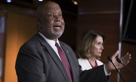 Rep. Bennie Thompson, D-Miss., chairman of the House Homeland Security Committee, introduced the bill.