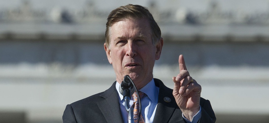 Rep. Don Beyer, D-Va., is one of the lawmakers who wrote to Attorney General William Barr seeking more information.